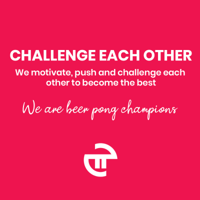 challenge each other